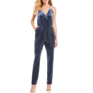 GB Velvet Jumpsuit